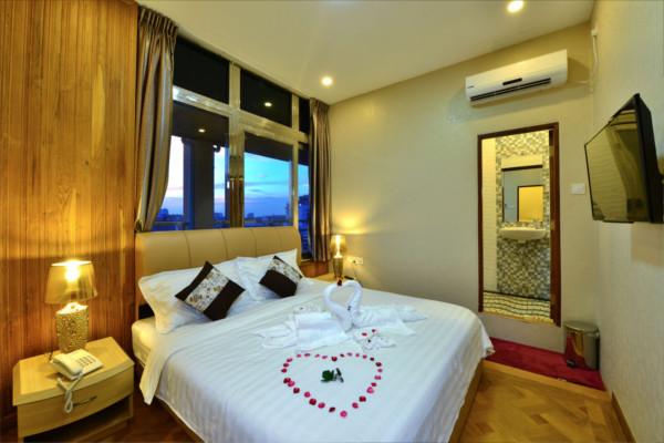 Backpacker Bed and Breakfast in Yangon
